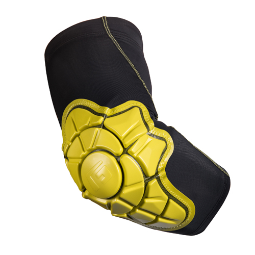 PRO_X Elbow Pad_ Iconic Yellow_ Compression