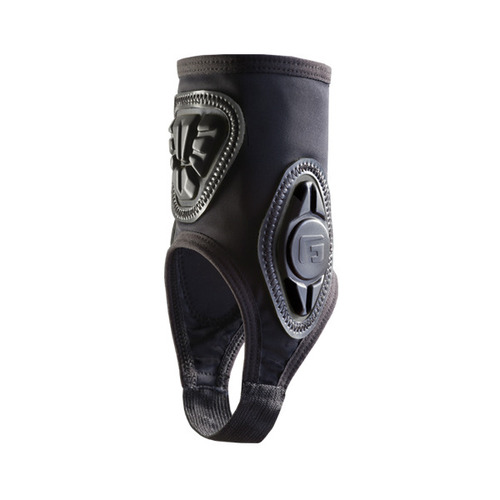 Pro-X Ankle Guard: Black/Chacoal (발목-복숭아뼈)