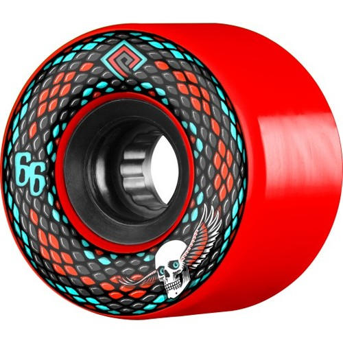 Snakes 66mm 75a Red