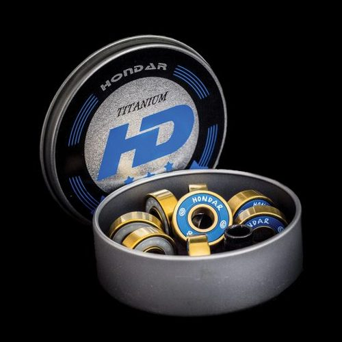 Titanium Bearings