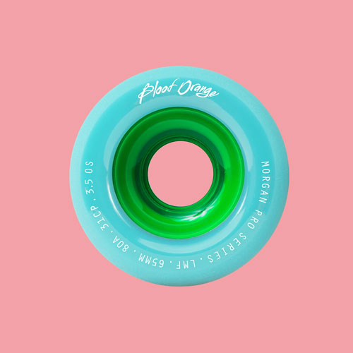 MORGAN PRO Seafoam, Green  65mm 80A
