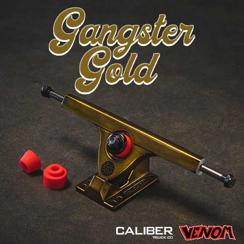 Caliber II 50도 -GANGSTER GOLD WITH VENOM
