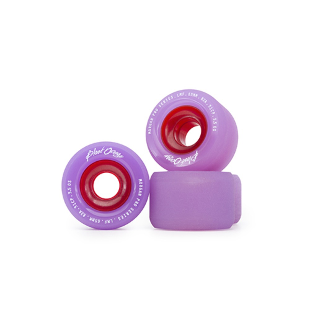 MORGAN PRO Lavender, Red  65mm 82A