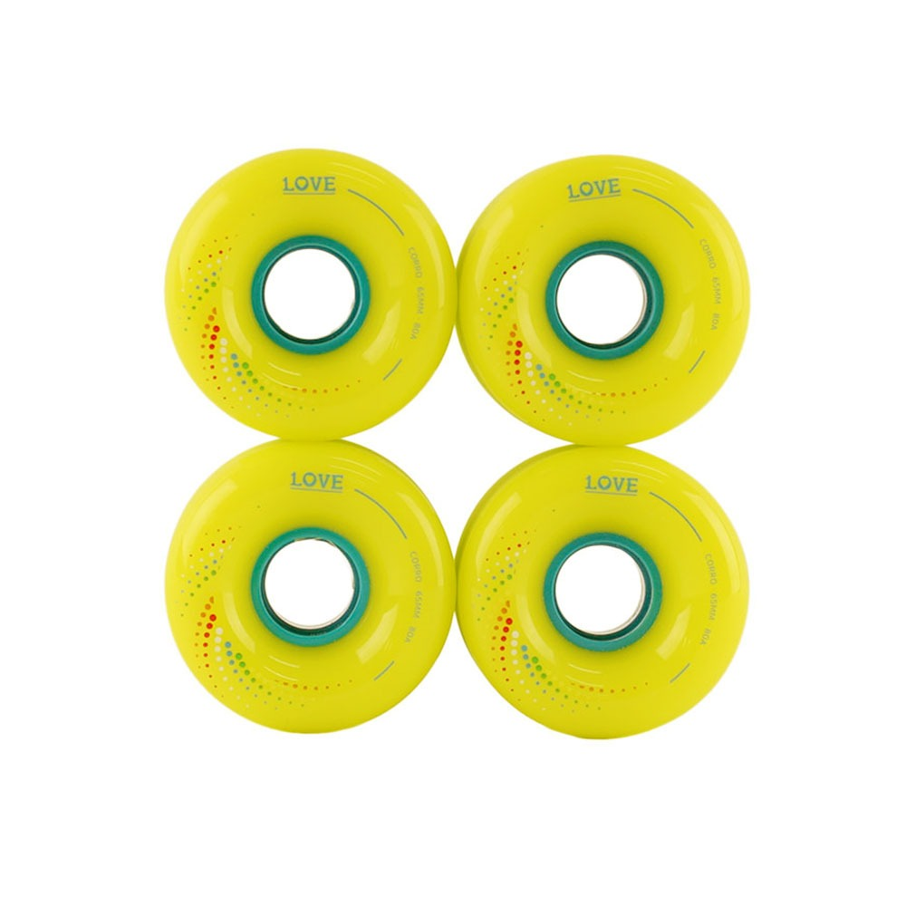CORRO 65MM 80A LIME